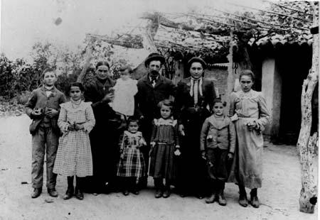 Primeros inmigrantes en la intendencia